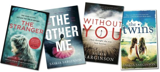 Books by Saskia Sarginson